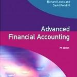 کتاب حسابداری پیشرفته – Advanced Financial Accounting, 7th Ed