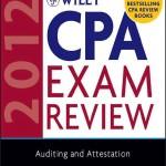 کتاب – Wiley CPA Exam Review 2012, Auditing and Attestation