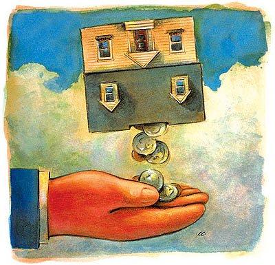 مالیات ۱۰ درصدی برای فروش خانههای نوساز