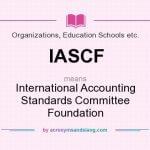 استانداردهای بین المللی حسابداری