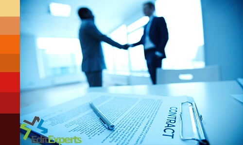 عقد-قرارداد